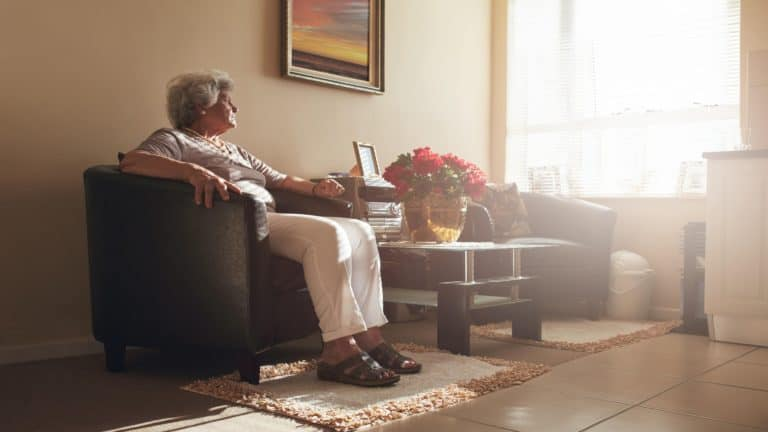When Should The Elderly Not Live Alone