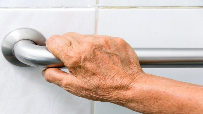 Best Bathroom Grab Bars for Elderly